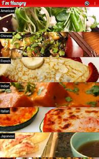 I'm Hungry: 素食食譜
