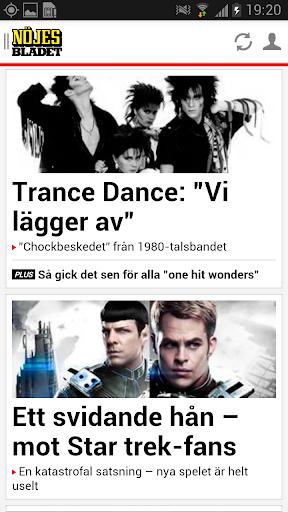Nöjesbladet