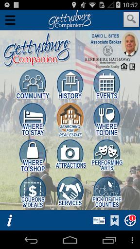 Gettysburg Companion