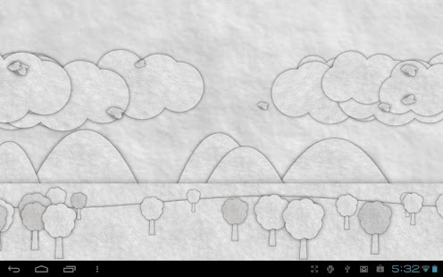 Paperland Live Wallpaper - screenshot thumbnail