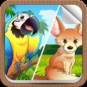 재밌는 교육 사전 – 동물원 (실사 동영상/동물화보) icon