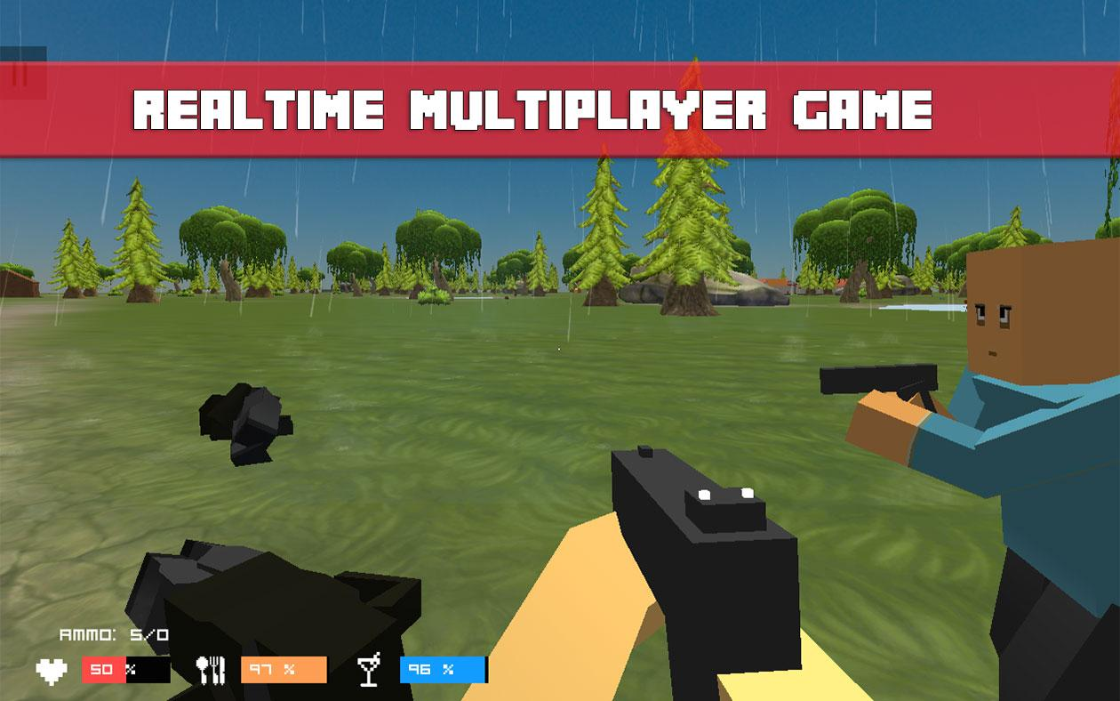 Game of survival single demo revenue & download estimates.