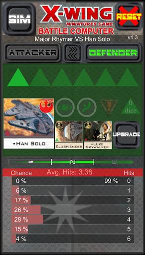 X-Wing Battle Computer Pro