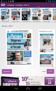 ePresse - screenshot thumbnail