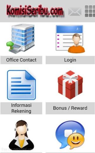 玩商業App|Komisi Seribu免費|APP試玩