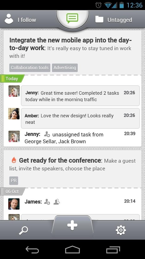Wrike – Project Management - screenshot