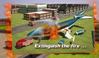 Screenshot of Airport Fire Emergency Rescue