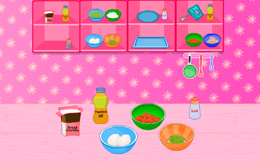 Mini Fish Cakes Cooking Game 8.0.1 screenshots 7