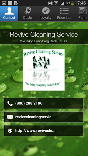 Revive Cleaning Service