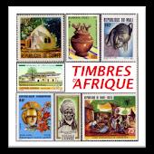 Timbres d'Afrique
