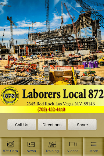 Laborers Local 872