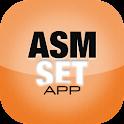 AsmSet App gas e luce icon