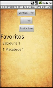 Biblia Católica - screenshot thumbnail