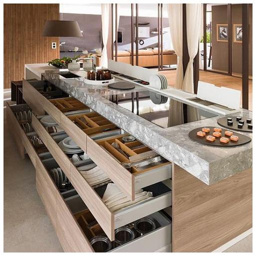 廚房裝飾理念
