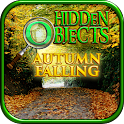Hidden Objects Autumn Falling icon