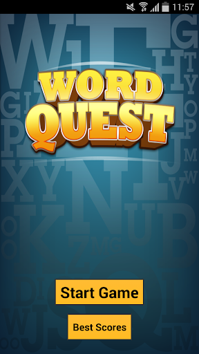 Word Quest - Inglés