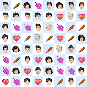 Match Three One Direction Game