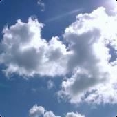 Blue Sky Live Wallpaper HD
