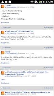 LiveJournal Classic Screenshot 3