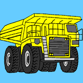 Vehicles Coloring Book Free