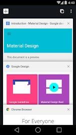 Chrome Browser - Google Screenshot 1