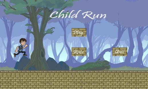 玩動作App Child Run免費 APP試玩