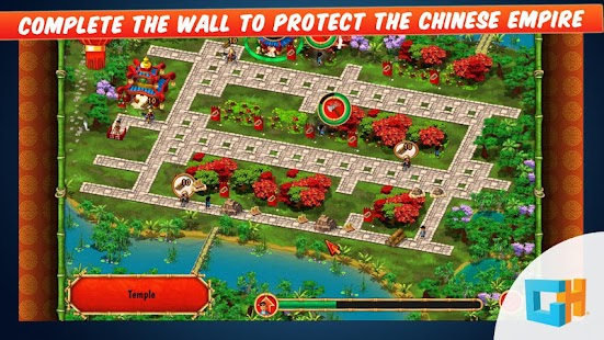 MB: Great Wall of China FREE- screenshot thumbnail