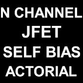 JFET Self Bias Tutorial