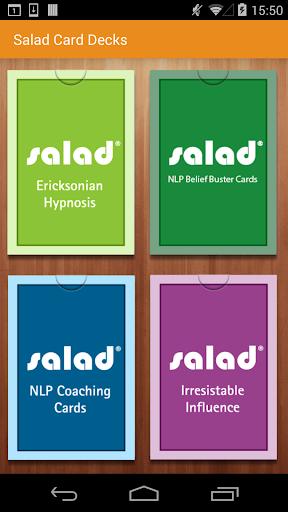 Salad Card Decks