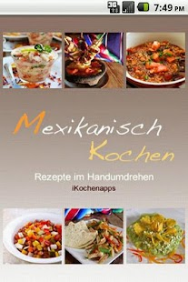 iKochen Mexikanisch - screenshot thumbnail