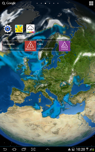 玩天氣App|AlertsPro免費|APP試玩
