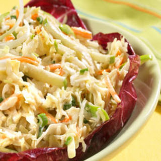 Asian Apple Slaw Recipes.