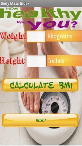 Body Mass Index - BMI
