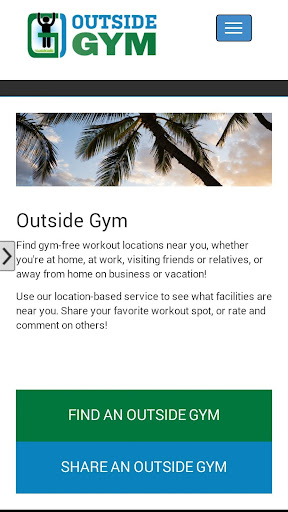 Outside Gym