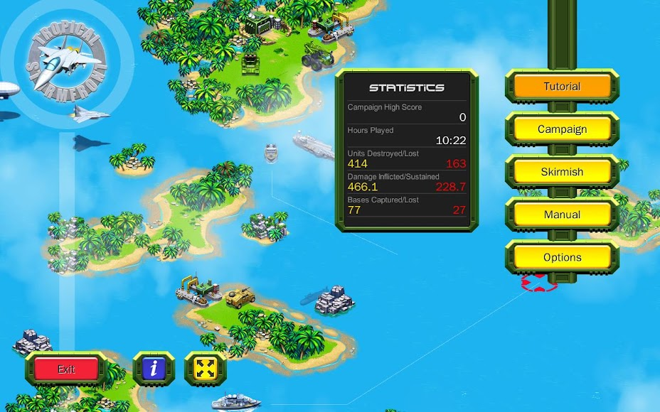 Tropical Stormfront - RTS 1.0.19
