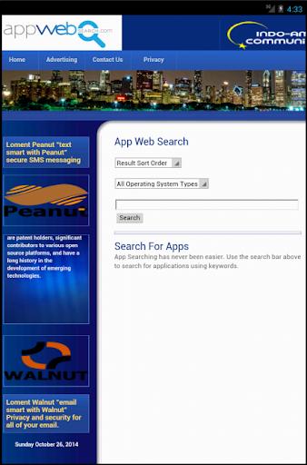 AppWebSearch