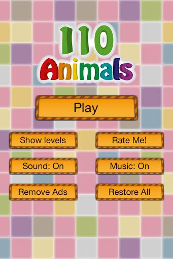 110 Animals