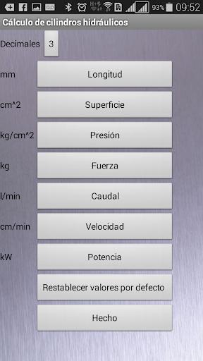 【免費生產應用App】Calculadora de cilindros-APP點子
