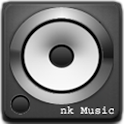nk Music Player logo