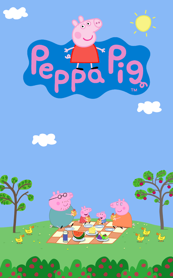 Custom Card Template uk id card template : Peppa Pig1 - Videos for Kids - Android Apps on Google Play