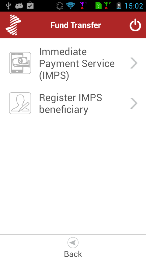 BHIM SIB UPI (M-Pay)- screenshot