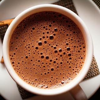 Hot Chocolate with Maca and Tonic Herbs
