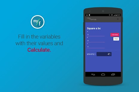 Easy Programmable Calculator- screenshot thumbnail