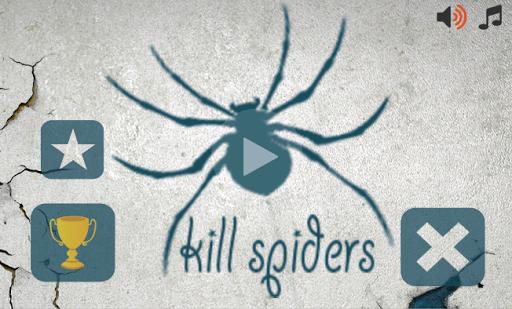 Kill Spiders