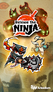 Release the Ninja - screenshot thumbnail