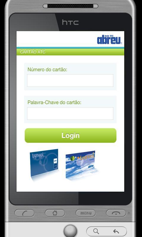 Agência Abreu - screenshot