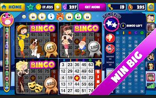 Screenshot of Bingo Lane