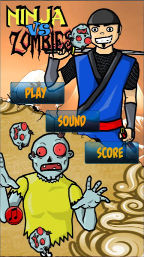 Ninja vs. Zombies-UseBrainLite