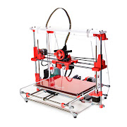 Airwolf 3D XL Printer - Fully Assembled with Viki Upgrade **USED MODEL**