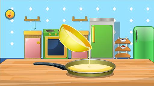 水果餡餅烹飪遊戲